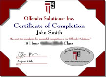 Collection Of solutions Anger Management Certificate Template with ...